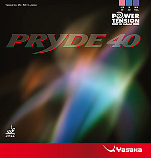 Pryde 40 - Click Image to Close